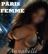 Escort Annabelle Paris