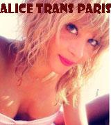 Escort Alice trans