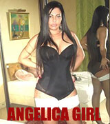 Escort girl Angelica Paris