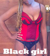 Escort black girl Bourg-En-Bresse