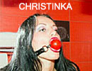 Christinka girl Paris