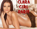 Escort girl Clara Paris