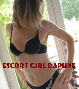 Escort girl Daphne France