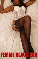 Jeune femme black Paris