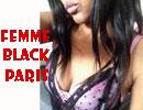 Escort black girl Paris