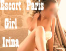 Escort Irina Paris