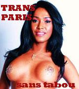 Escort bresil trans