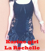 Escort girl La Rochelle