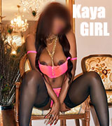 Escort girl black Paris