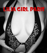 Escort de luxe Lilia Paris