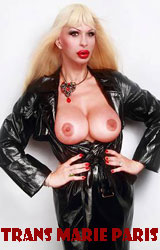 Escort trans-girl Paris 75007