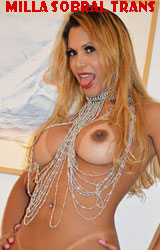 Escort trans Milla Paris
