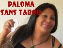 Escort Paloma sans tabou