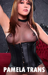 Escort trans Paris Pamela