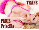 Escort Priscilla trans Paris