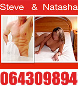 Escort Steve et Natasha