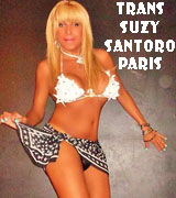 Escorte Top Trans Suzy Santoro